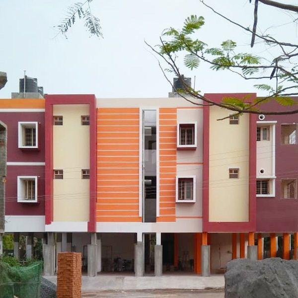 Sri Ambal Vijayalakshmi Nagar - Elevation Photo