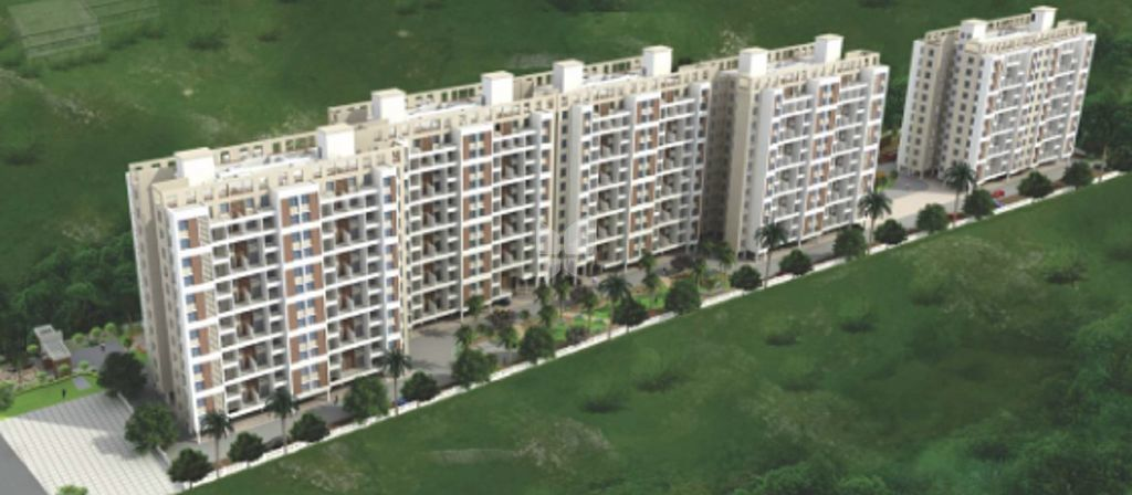 Kamalraj Datta Vihar - Elevation Photo