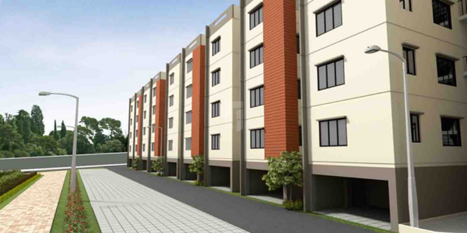 Town & City Garden City Retirement Homes - Project Images