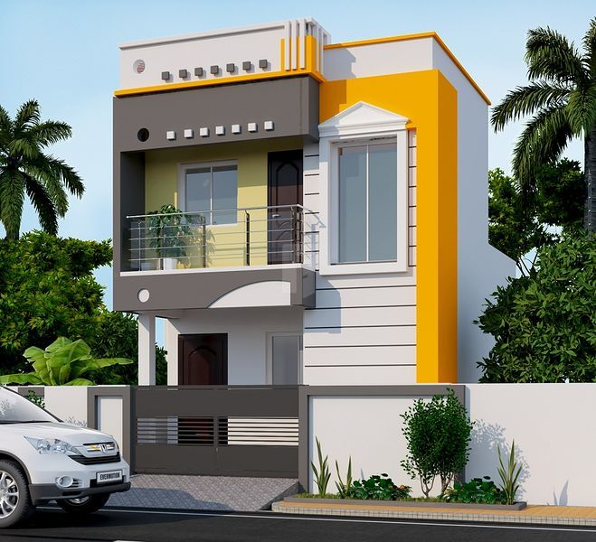 Jayam Annai Krishna Villas - Elevation Photo