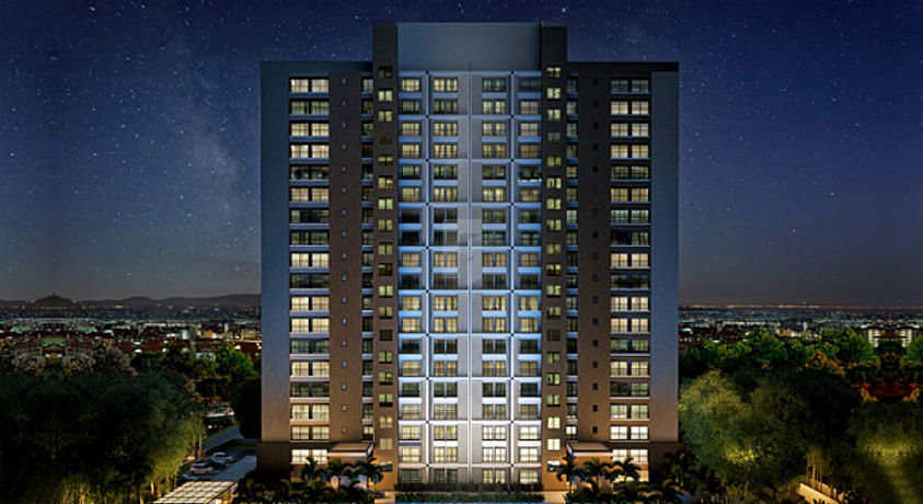 Sobha The Park & The Plaza - Elevation Photo