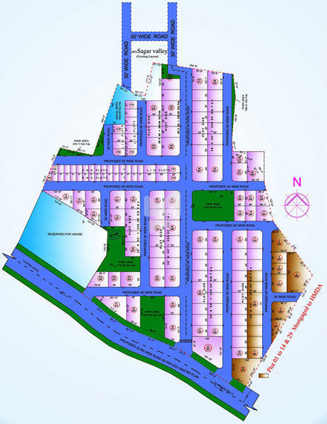 JB Jasmine City Phase II - Master Plans