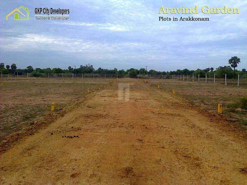 GKP City Aravind Garden - Project Images