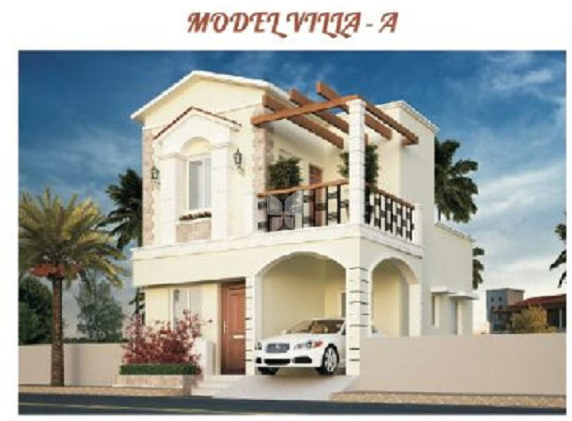 Paradise Villas - Elevation Photo
