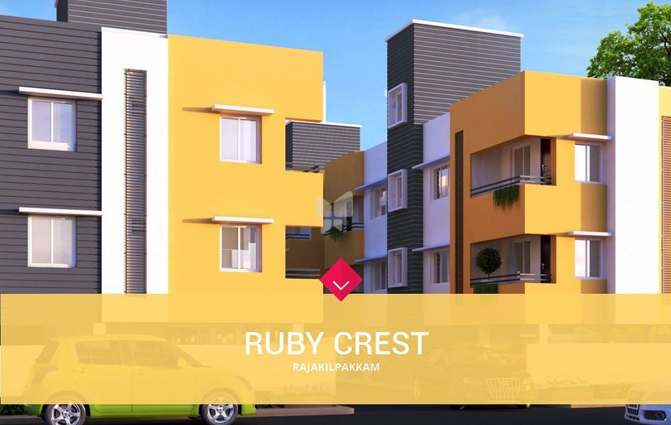 Ruby Crest - Project Images