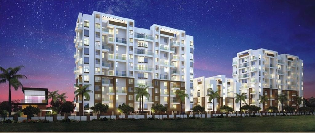 Shubh Skypoint - Elevation Photo