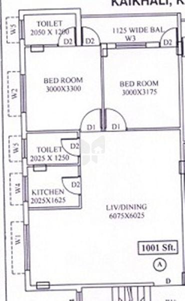 Jaya apartment in vaishali nagar dahisar east mumbai for F salon vaishali nagar