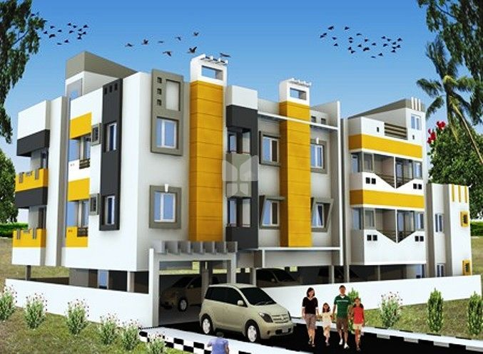 SFF Ashirvad Flats - Project Images