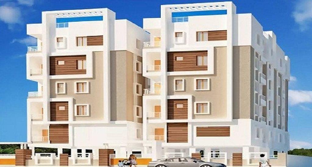 Elegance Padmavathi Homes - Elevation Photo