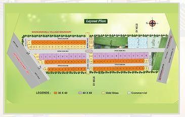 Bharathi Enclave - Master Plans