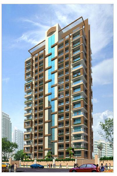 Hirani Shree Ganesh Tower - Project Images