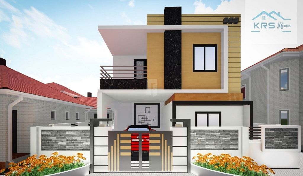 KRS Varadhapuram - Elevation Photo
