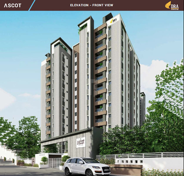 DRA Ascot - Elevation Photo
