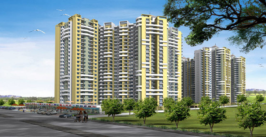 Rudra Palace Heights - Elevation Photo