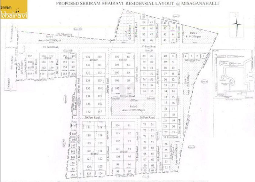 Shriram Bhairavi - Master Plan