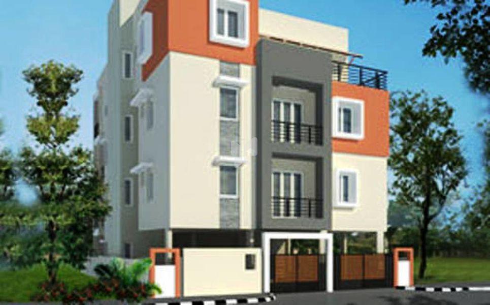 Sagar Ventures Regency - Elevation Photo