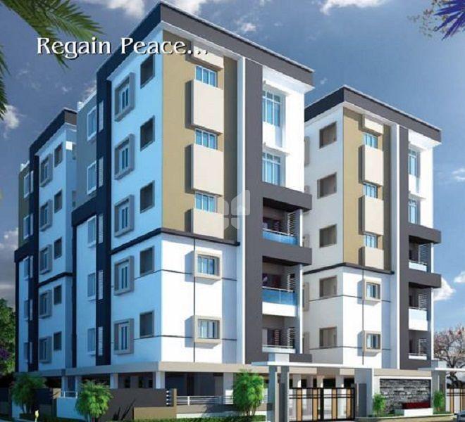 Navanaami Residency - Elevation Photo