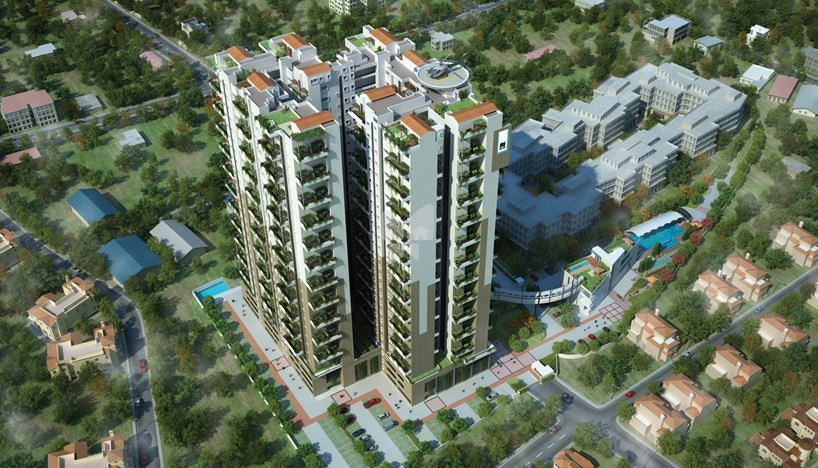 Vaishnavi Terraces - Elevation Photo