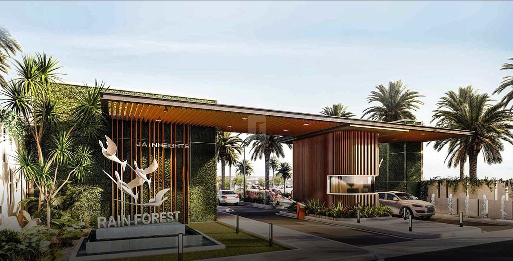 Jain Heights Rain Forest - Project Images