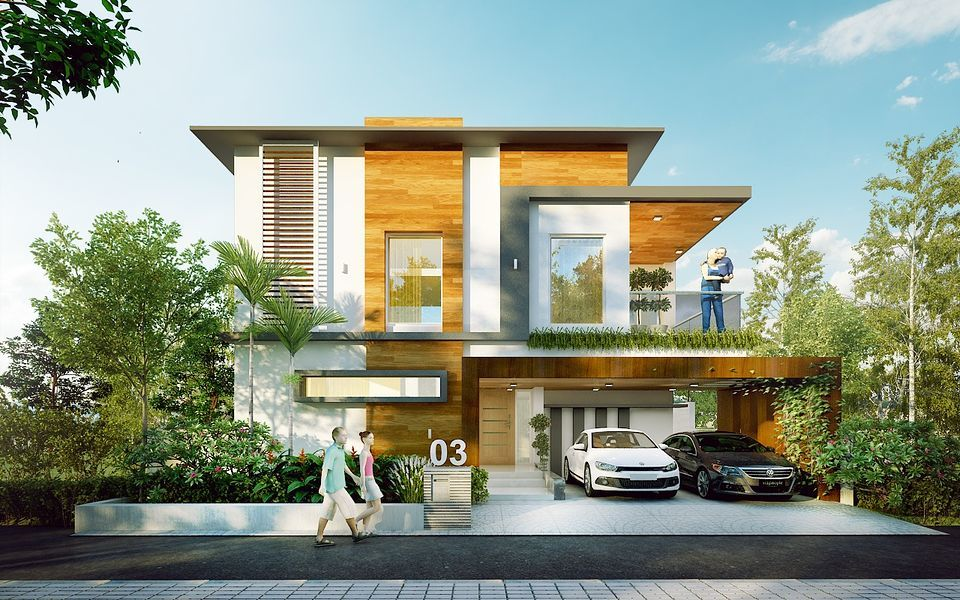 PVR Urban Life - Project Images