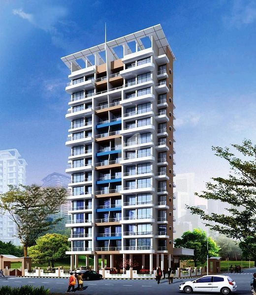 Sai Krupa Shantanu Heights - Elevation Photo