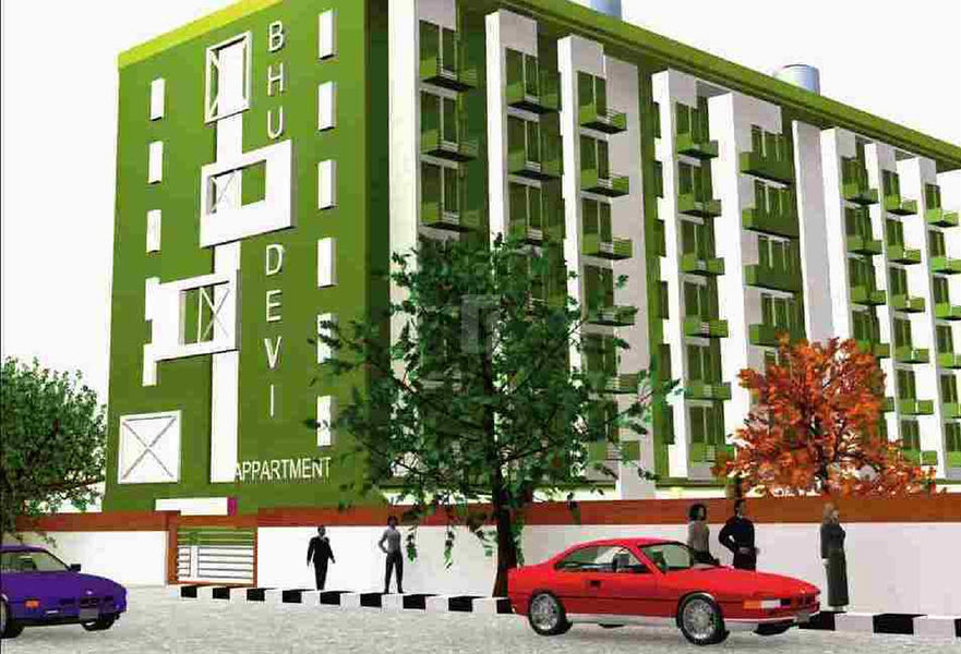 AMSB Bhu Devi Apartments - Project Images