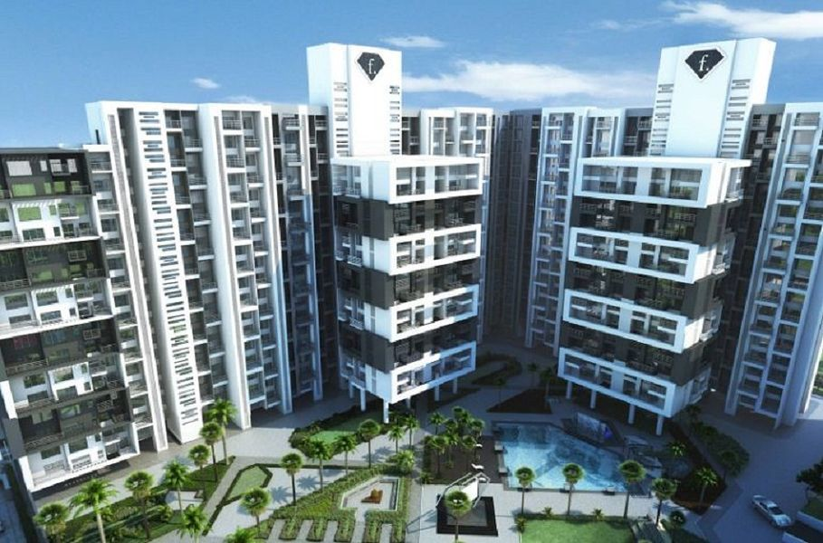 Bramha F Residences - Project Images