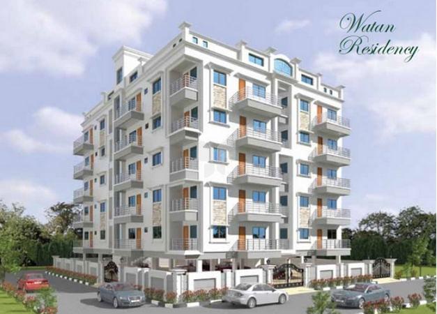 Watan Residency - Elevation Photo