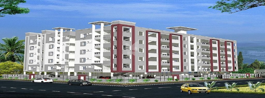 Vighnesh Heights - Project Images