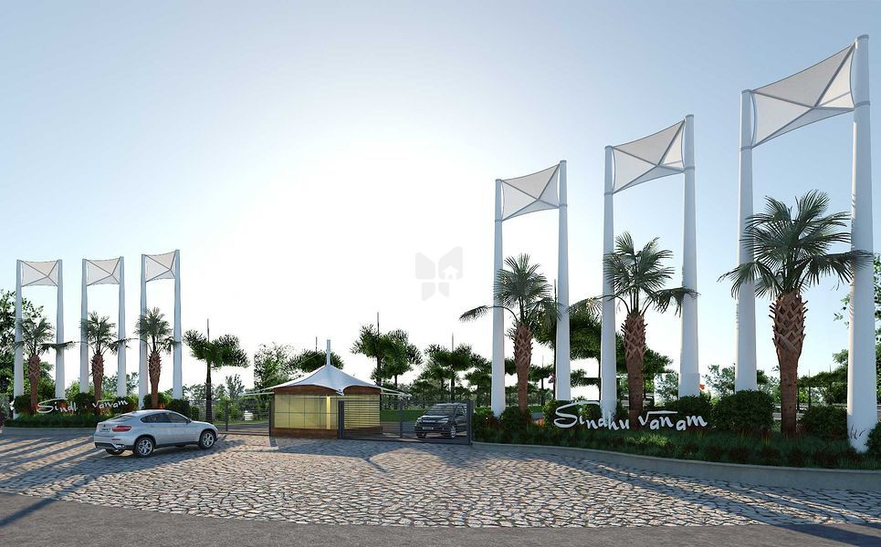 Pooja Crafted Homes Sindhuvanam - Project Images