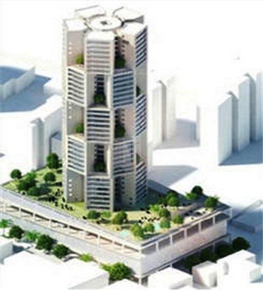 Narang Dadar Garden - Project Images