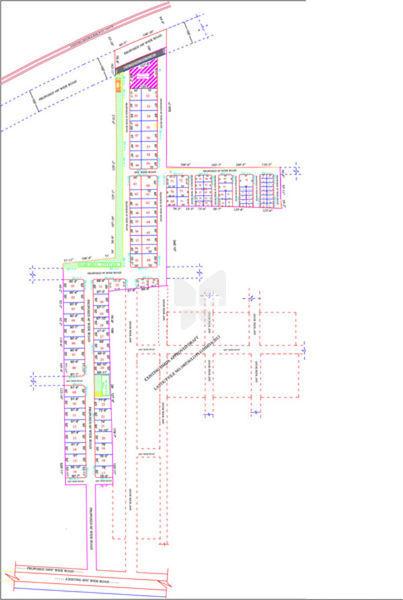 Green City Gachibowli County Phase 7 - Master Plans