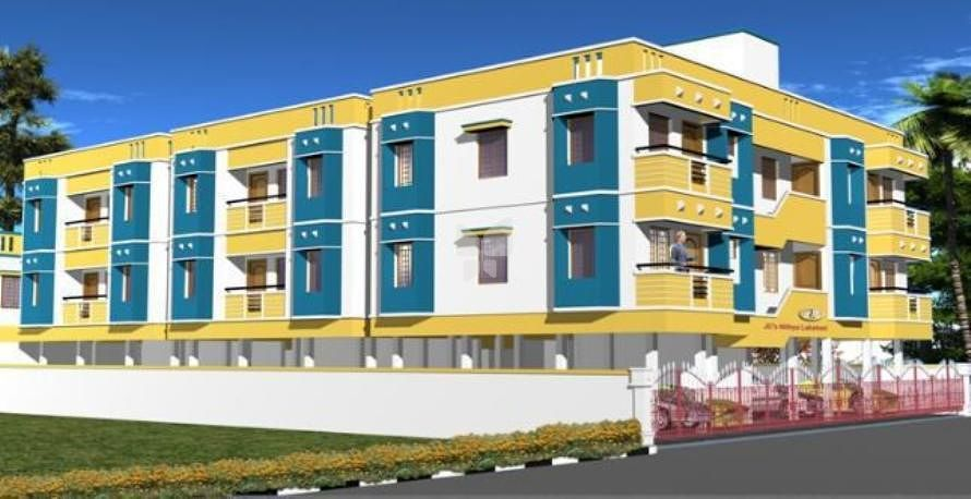 JC Nithya Lakshmi Flats - Elevation Photo