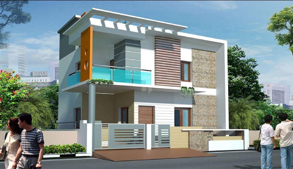 Rajeswari Rathinamangalam - Elevation Photo