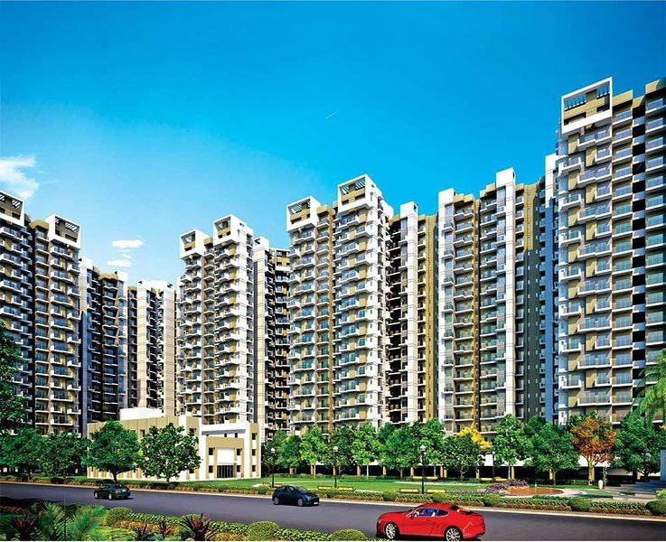 Amrapali Terrace Homes - Project Images