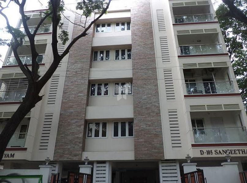 Ramaniyam D-105 - Elevation Photo