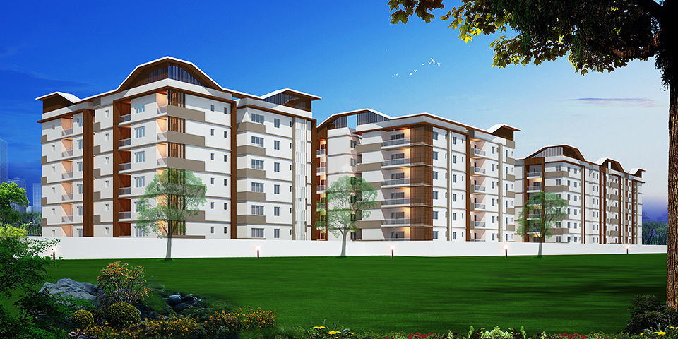 Subishi Gowthami Luxury Residential Flats - Project Images