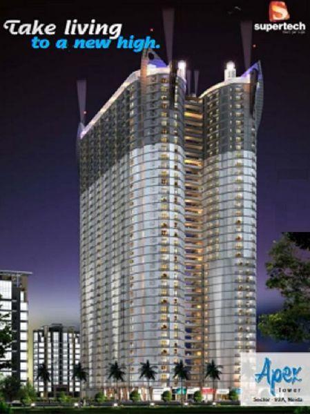 Supertech Apex Tower - Project Images