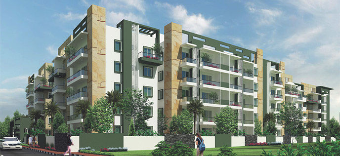 Amrutha Value - Elevation Photo