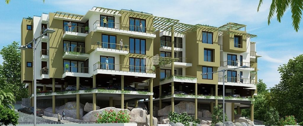 Petra Apartments - Project Images