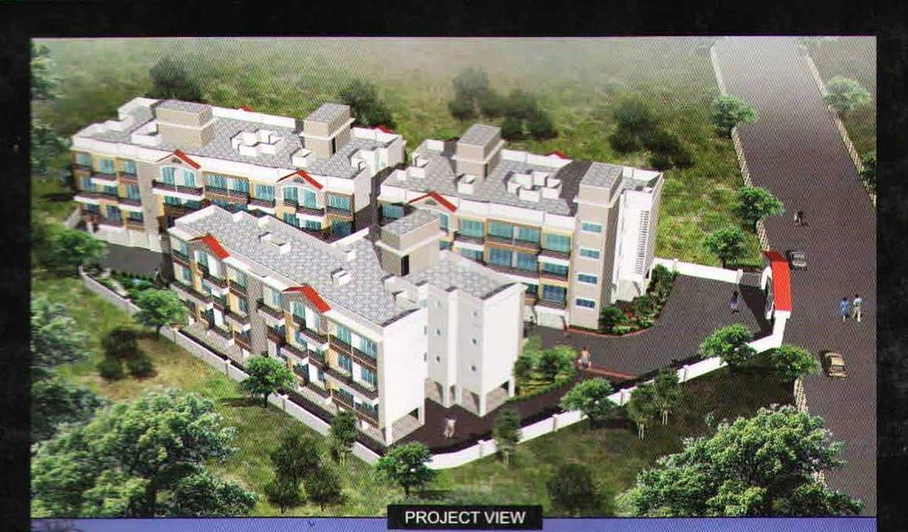Pabla Heramb Gurukrupa Complex - Project Images