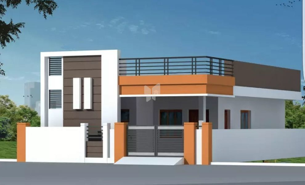GM Bhavana Homes - Elevation Photo