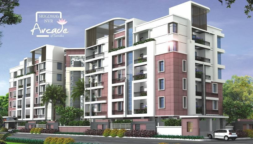 Srigdha NVR Arcade - Elevation Photo