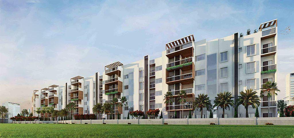 Sidvin Grace Apartment - Project Images