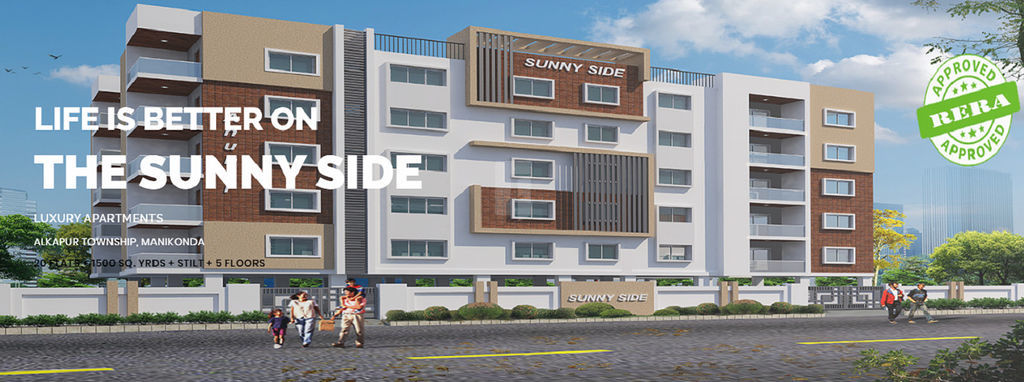 Anuhar Sunny Side - Project Images