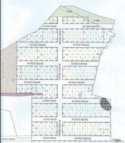 Manasa Sri Sai Homes - Master Plan