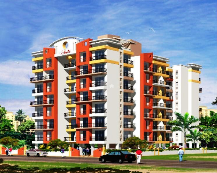 Amit Apartment - Project Images