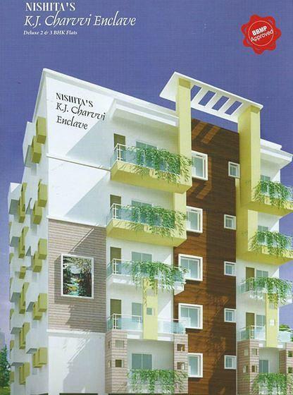 Nishita's K J Charvvi Enclave - Elevation Photo