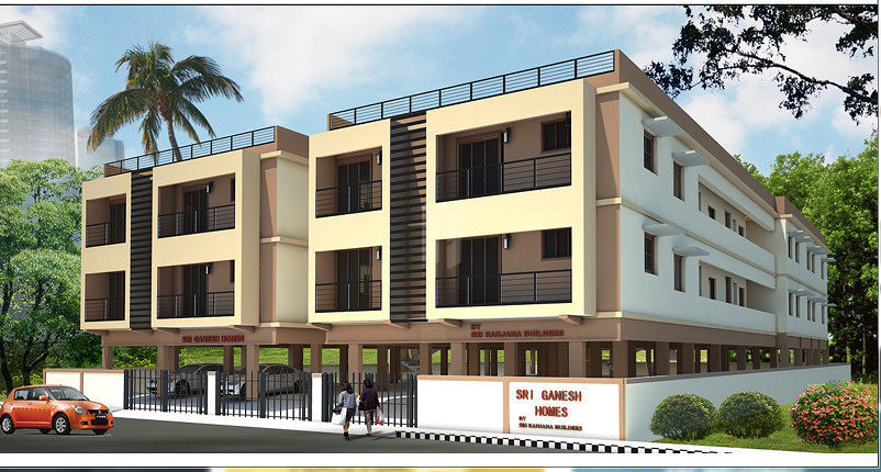 Sri Ganesh Homes - Elevation Photo