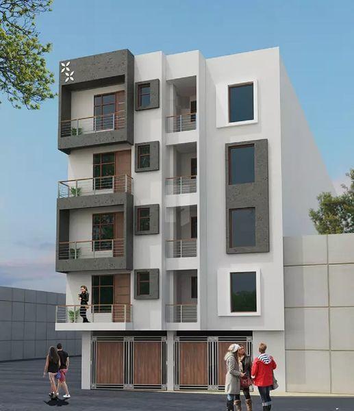 Unity Apartments - Elevation Photo